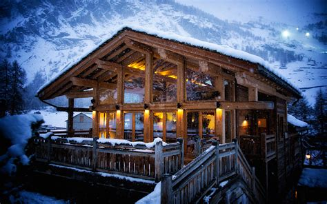 luxury ski chalet chalet la tene val d isere firefly collection