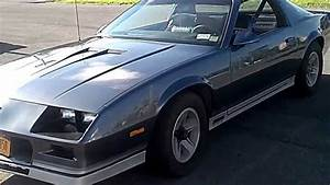 1984 Chevrolet Camaro Z28 5 0l H O  V8 5-speed Review