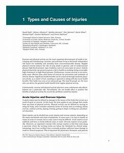Pdf  The Ioc Manual Of Sports Injuries  An Illustrated