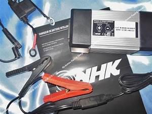 Chargeurs De Batterie Automatiques Avec Maintien De Charge : chargeur de batterie et maintien de charge nhk 12v 2ah ~ Medecine-chirurgie-esthetiques.com Avis de Voitures