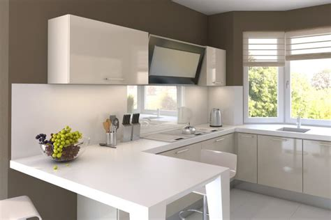 id馥s couleurs cuisine peinture cuisine avec meubles blancs 30 idées inspirantes