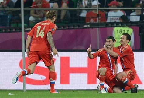 Euro 2012: Russia cruises past Czech Republic 4-1 - nj.com