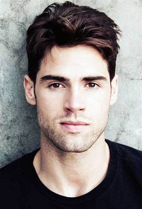 Mens Hairstyles For Faces by 20 Best Mens Hairstyles For Faces Feed Inspiration