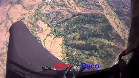 Bluesky Paragliding Colombia Tour 2013