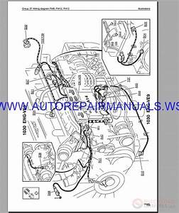 Volvo Fm12 Trucks Wiring Diagram Service Manual