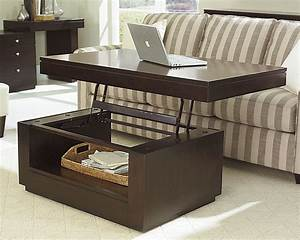 Amazon sauder carson forge lift top coffee table for Reasonably priced coffee tables