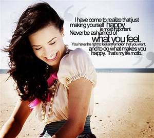 Postive Quotes Demi Lovato Strong. QuotesGram
