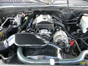2000 Chevrolet Suburban 1500 4x4 5 3 Liter Ohv 16