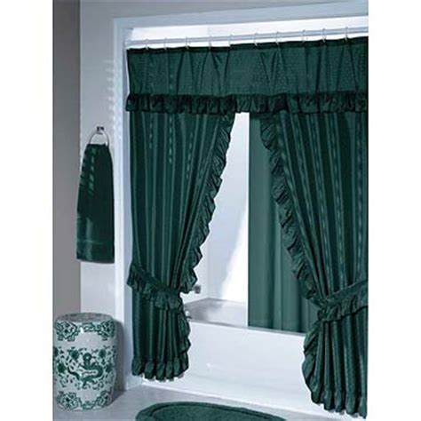 swag shower curtain shower curtains swag homes decoration tips