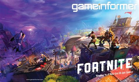 cover revealed fortnite game informer