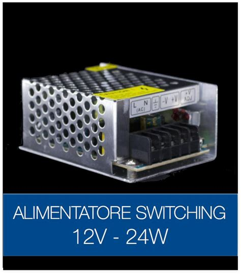 alimentatore smps switching mode    amp