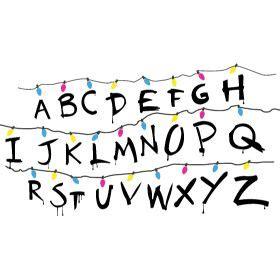 image result  stranger  alphabet channeling