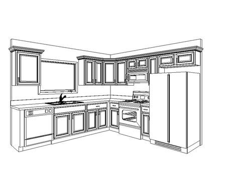 Permalink to Designing Kitchen Cabinet Layout