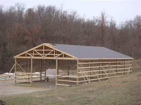 Pole Barn House Plans And Prices