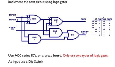 Solved Quick Question When Implementing This Circuit