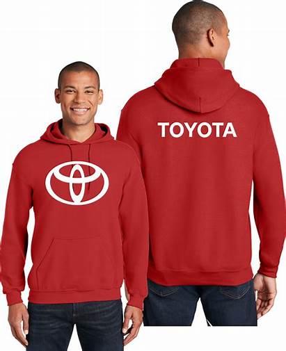 Sweatshirt Toyota Trd Hoodie Hooded Unisex