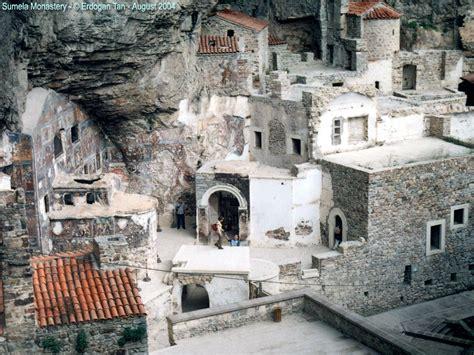 sumela monastery turkey trabzon  beautiful places