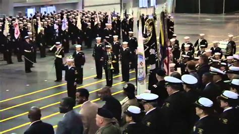 navy recruit graduation nov   youtube
