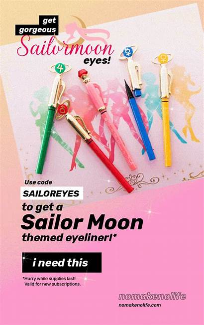 Sailor Nmnl Eyeliner Moon Hellosubscription