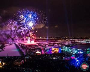 New Year's Eve Party | Old Port of Montréal