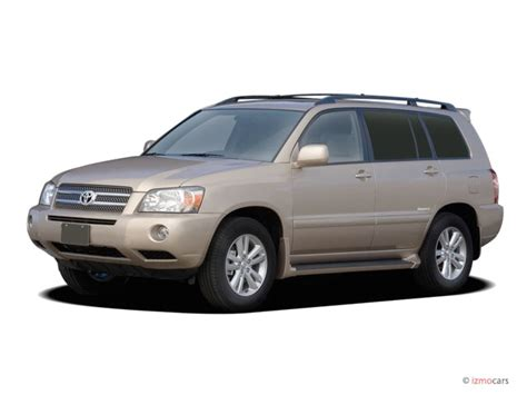2006 Toyota Highlander Hybrid Review, Ratings, Specs