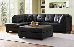 small black leather sectional sofa cleanupfloridacom With small sectional sofa target