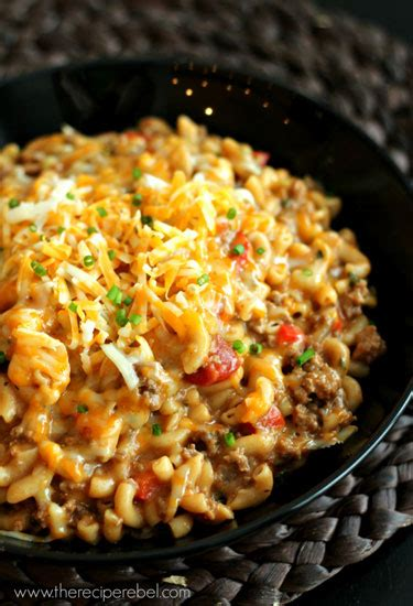 50 easy recipes for ground beef dinners country living