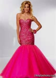 tidebuy wedding dresses cheap hot pink prom dresses 2017 discount evening dresses