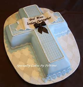 Cross Cake - Specialty Cakes by Petrina, LLC