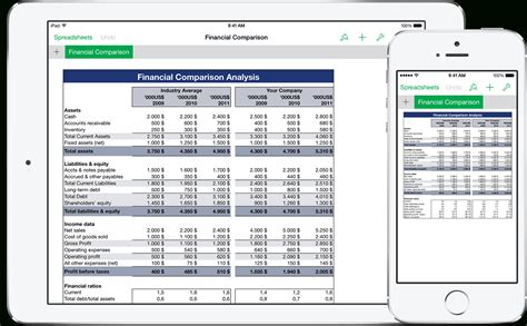 spreadsheet template  mac  templates  numbers