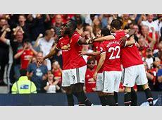 Mourinho Praises 'Top Players' Matic, Lukaku After West