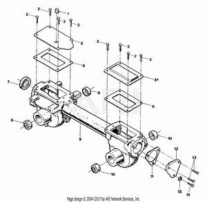 31 Troy Bilt Bronco Tiller Parts Diagram