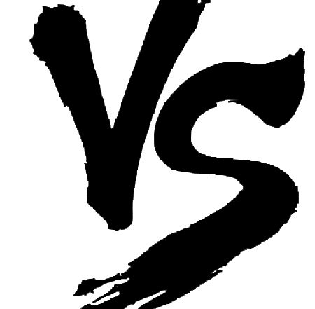 Image result for vs.