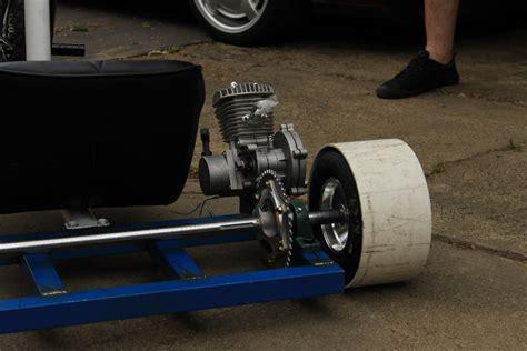How To Make Motorized Drift Trike Axle