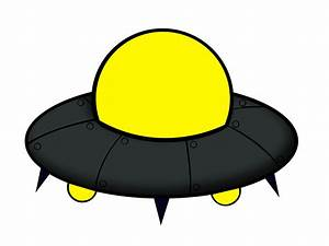 UFO clipart animated - Pencil and in color ufo clipart ...