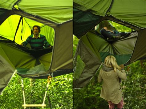 3 Person Hammock Tent by Tentsile The Suspended Treehouse Tent Hammock 3