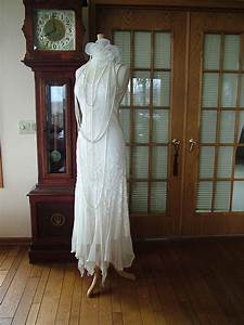 unavailable listing on etsy With flapper style wedding dress