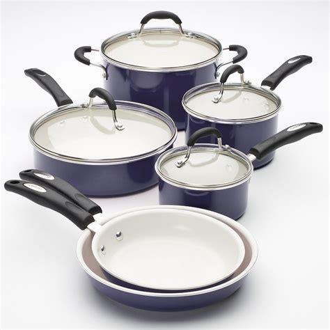 cuisinart  pc nonstick ceramic cookware set