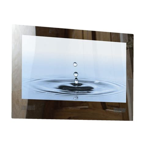 Waterproof Mirror Tv Bathroom by Proofvision 42 Inch Waterproof Bathroom Tv With Mirror