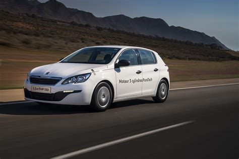 peugeot turbo 308 peugeot launches 308 with 1 2 puretech e thp three