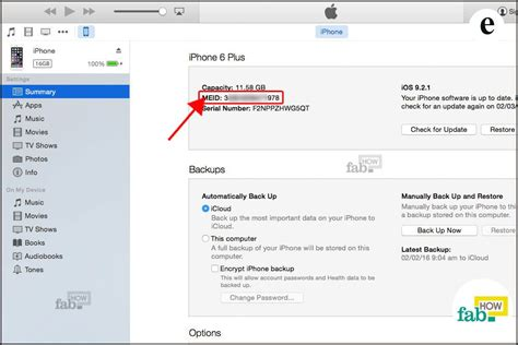 meid number iphone how to find your cell phone imei number instantly fab how