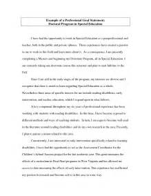 goal statement for career exles of a personal career mission statement websitereports991 web fc2