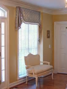Window Treatments with Valance