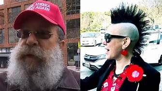 California woman who berated man wearing MAGA hat reported missing, believed to be in hiding…