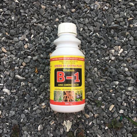 น้ำยาเร่งราก Speed B-1 สูตร Extra Plus สำหรับกระบองเพชร ...