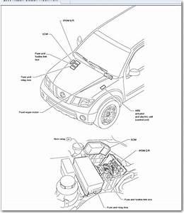 Nissan Frontier Sensor