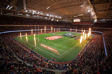 Lions could face Springboks at Principality Stadium ...