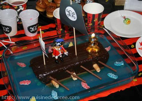 jeux de cuisine de gateaux d anniversaire gâteau d 39 anniversaire sur le thème pirate la cuisine de