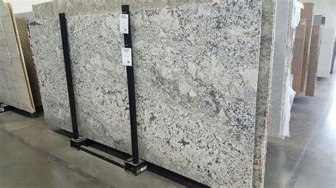 bianco typhoon granite  arizona tile   kitchen