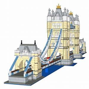 Lego Tower Bridge : lego moc 12269 london tower bridge extension creator 2018 ~ Jslefanu.com Haus und Dekorationen
